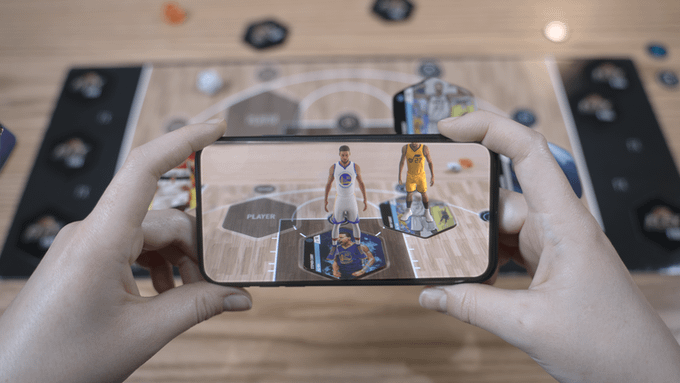 Sequoia Games looks to capitalize on NBA Top Shot fever with an AR tabletop game